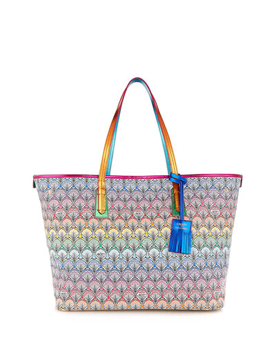 Marlborough Rainbow Tote Bag, Multi