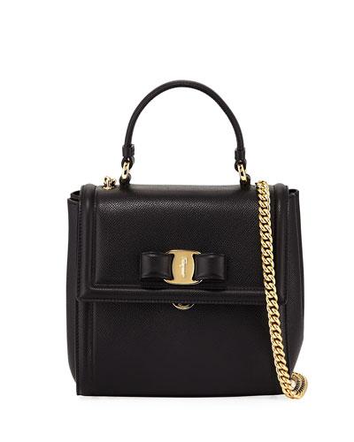 Carrie Vara Small Satchel Bag