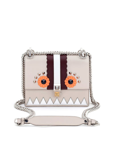 Kan I Faces Mini Shoulder Bag