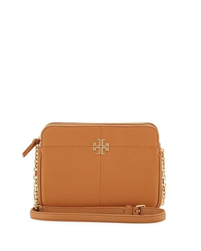 Ivy Leather Crossbody Bag