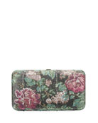 Pink Symphony Large Clutch Bag, Multi