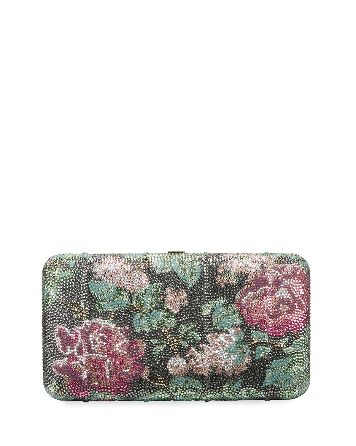 Pink Symphony Large Clutch Bag, Multi