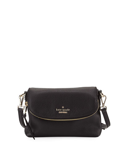 jackson street small harlyn crossbody bag, black