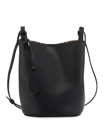 Lorne Haymarket Small Leather Bag
