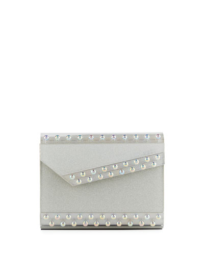 Candy Glitter Acrylic Clutch Bag