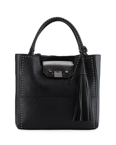 Robin Mini Studded Tote Bag