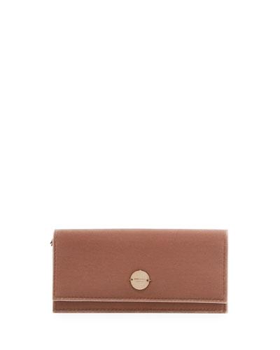 Fie Velvet Evening Clutch Bag