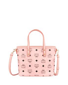 Anya Mini Logo Shopper Bag