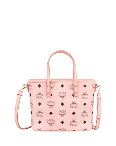 Anya Mini Logo Shopper Bag
