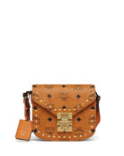 Patricia Studded Outline Shoulder Bag