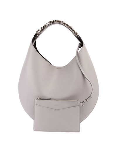Infinity Medium Chain Hobo Bag