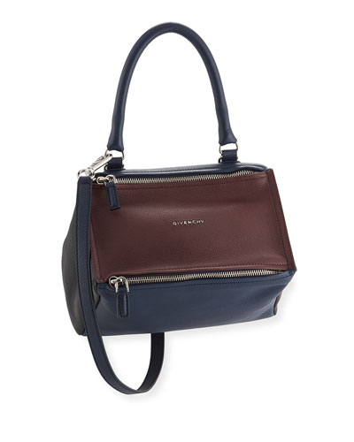 Pandora Small Colorblock Shoulder Bag