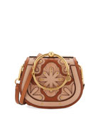 Nile Small Floral Patchwork Bracelet Bag