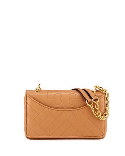 Alexa Quilted Shoulder Bag