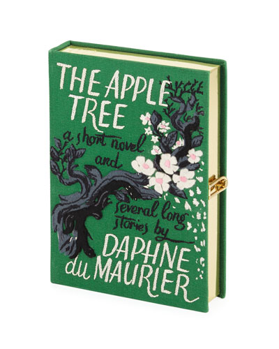 The Apple Tree Book Clutch Bag