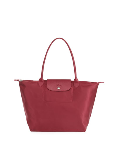 Le Pliage Neo Large Nylon Shoulder Tote Bag