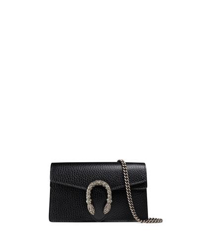 ea7e3b965ce4 Quick Look. Gucci · Dionysus Leather Super Mini Bag ...