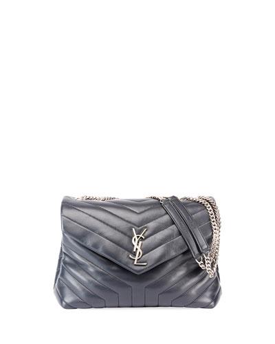 Monogram Loulou Medium Chain Bag