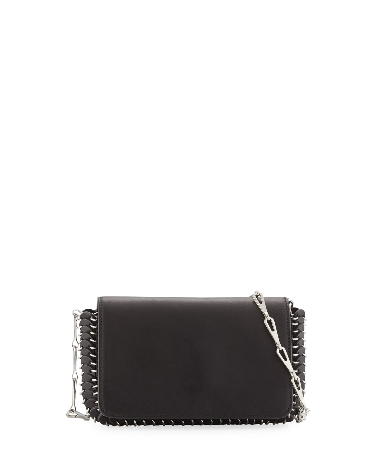 Classic Link Mini Shoulder Bag, Black