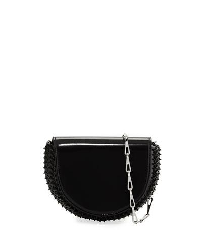 1402 Half Moon Mini Chain Bag