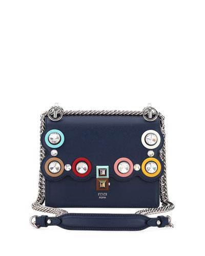 Kan I Mini Embellished Crossbody Bag