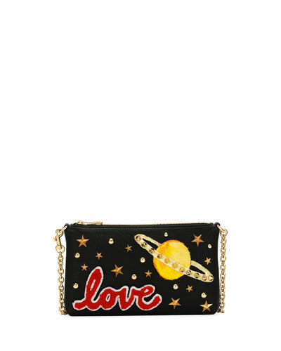 Saturn Love Mini Shoulder Bag