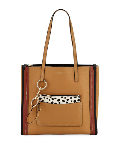The Dalmatian Grind East-West Shopper Tote Bag