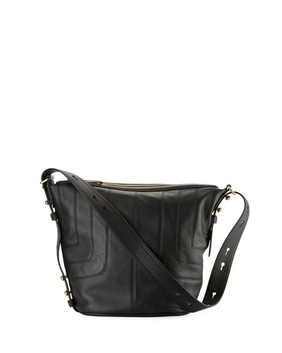 The Sling Mod Stitched Shoulder Bag