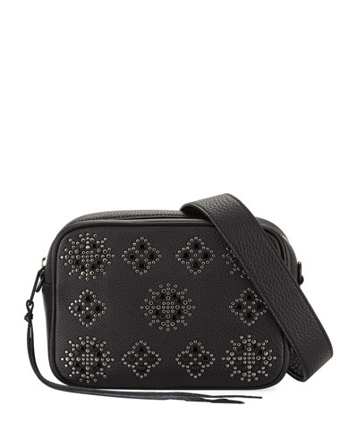 Rebecca Minkoff Stargazing Medium Studded Leather Camera Bag