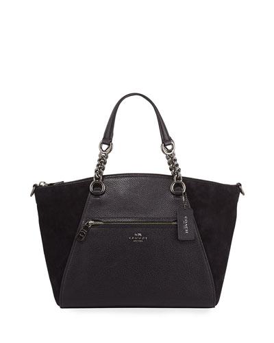 Prairie Refresh Chain Satchel Bag
