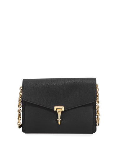 Macken Small Derby Leather Crossbody Bag