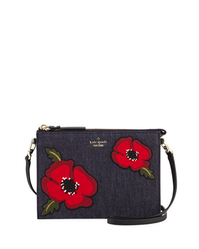 cameron street poppy dilon crossbody bag