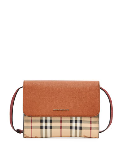 Loxley Haymarket Small Shoulder Bag, Brown Pattern