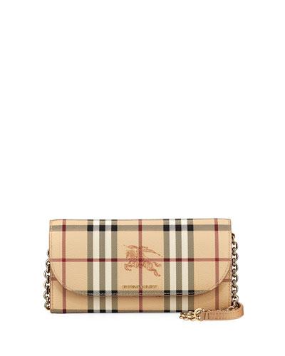 Henley Haymarket Check Wallet on Chain