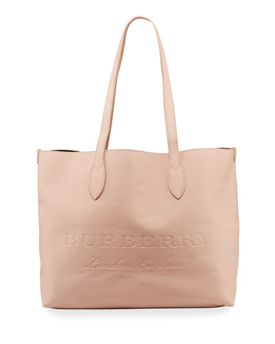 Remington Soft Embossed Tote Bag