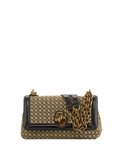 Quick Look. Bottega Veneta · Olimpia Woven Knot Shoulder Bag bb25a6b9d9b55