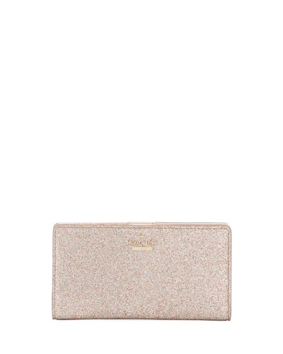 burgess court stacy glitter wallet