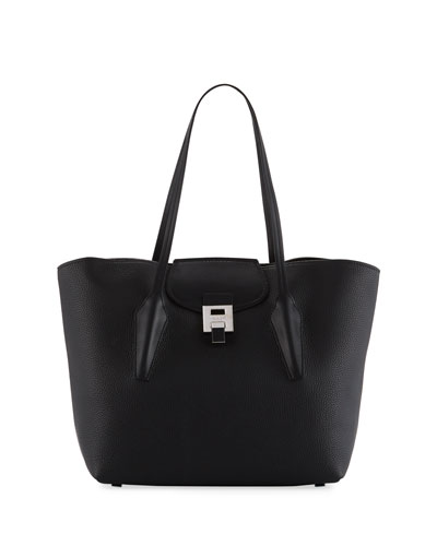 Bancroft Large East-West Satchel Bag