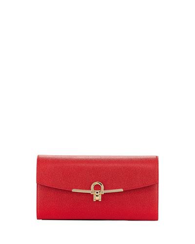 Gancini Icona Mini Bag, Nero