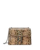 Dionysus Medium Python Shoulder Bag