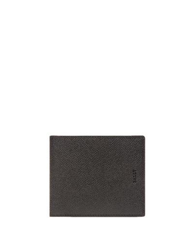 Bonnet Leather Bi-Fold Wallet