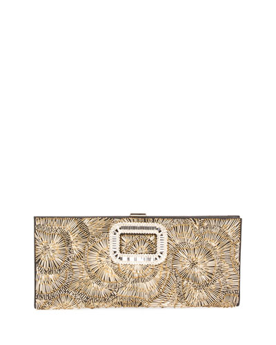 Pilgrim Small Punk Flower Clutch Bag