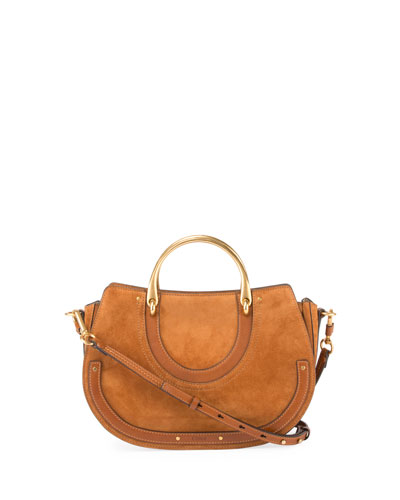 Pixie Medium Double-Handle Bag