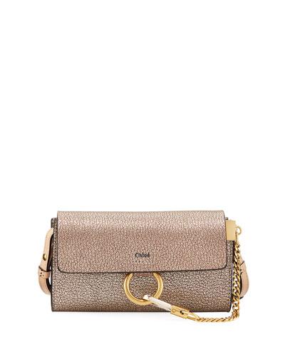 Faye Mini Wallet On Strap