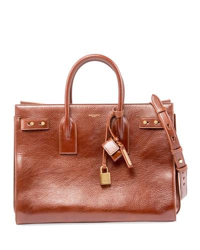 Sac de Jour Medium Leather Tote Bag