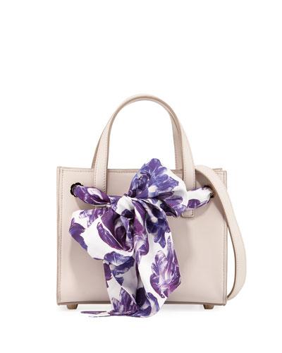Small Foulard Tote Bag