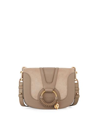 Hana Small Ring Saddle Bag