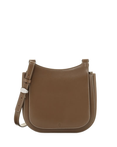 Hunting 9 Vegetable Leather Shoulder Bag