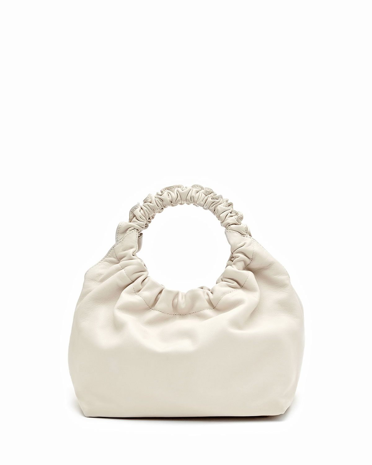 The Row Tops DOUBLE CIRCLE SMALL TOP-HANDLE BAG