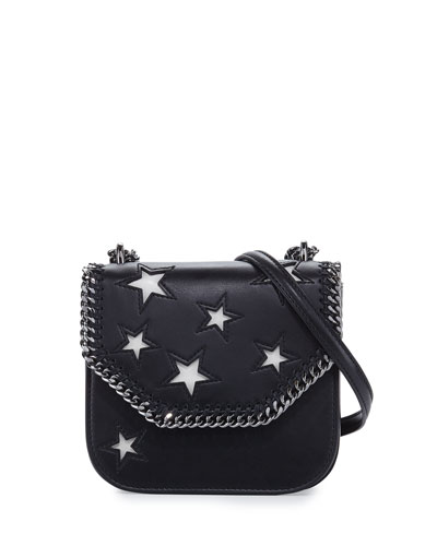 Falabella Mini Eco Alter Napa Box Shoulder Bag